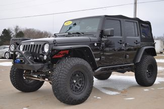 2015 Jeep Wrangler Unlimited Sport in Bettendorf, Iowa 52722