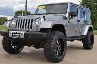 2015 Jeep Wrangler Unlimited Sahara in Bettendorf/Davenport, Iowa 52722