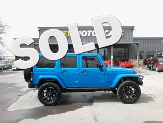 2015 Jeep Wrangler Unlimited Altitude Edtion Boerne, Texas