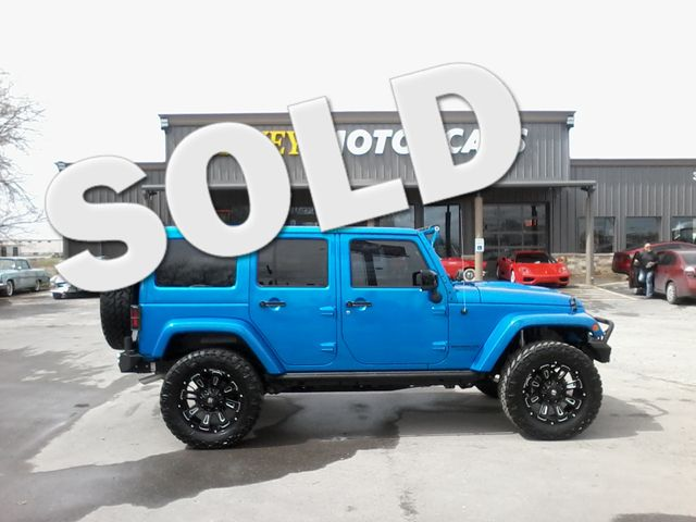 2015 Jeep Wrangler Unlimited Altitude Edtion Boerne, Texas 0