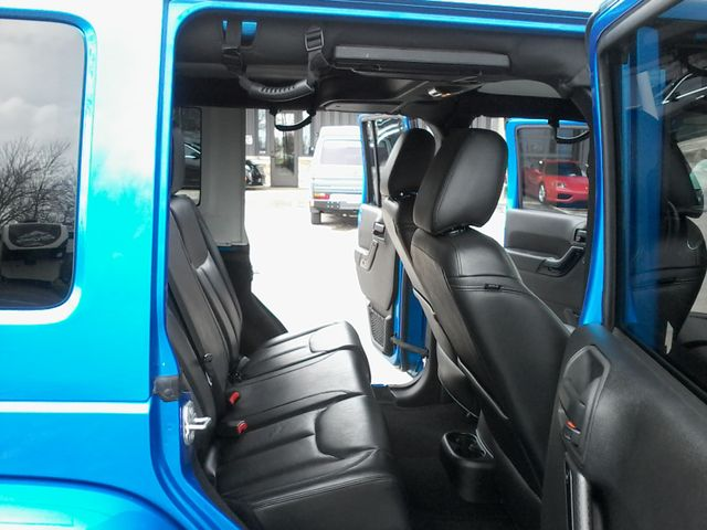 2015 Jeep Wrangler Unlimited Altitude Edtion Boerne, Texas 17