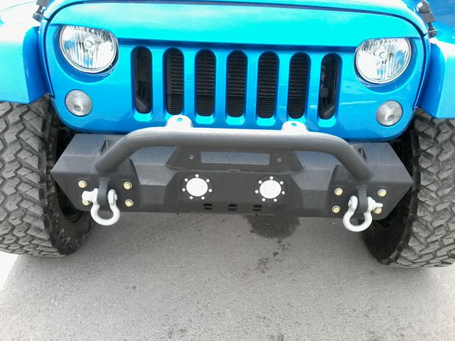 2015 Jeep Wrangler Unlimited Altitude Edtion Boerne, Texas 9
