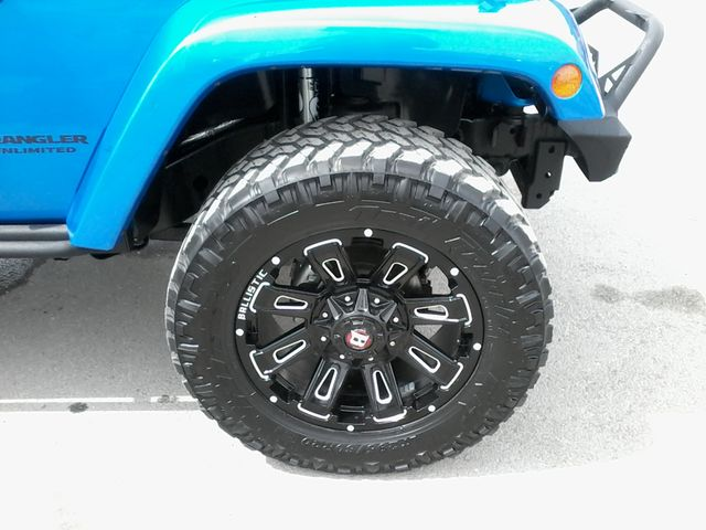 2015 Jeep Wrangler Unlimited Altitude Edtion Boerne, Texas 31