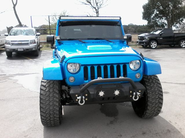 2015 Jeep Wrangler Unlimited Altitude Edtion Boerne, Texas 2