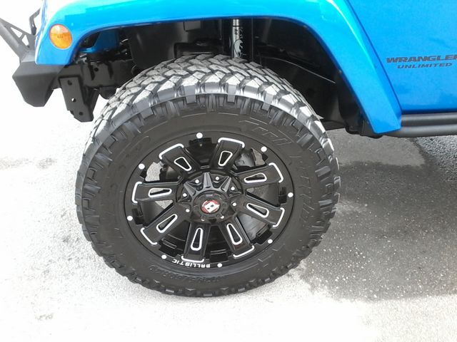 2015 Jeep Wrangler Unlimited Altitude Edtion Boerne, Texas 34
