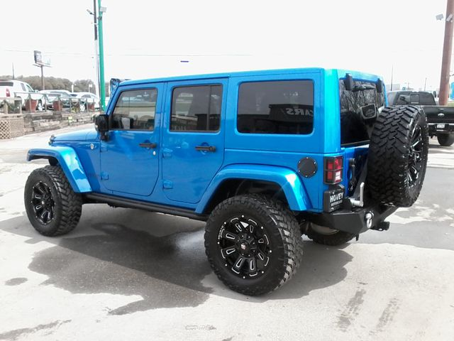 2015 Jeep Wrangler Unlimited Altitude Edtion Boerne, Texas 5