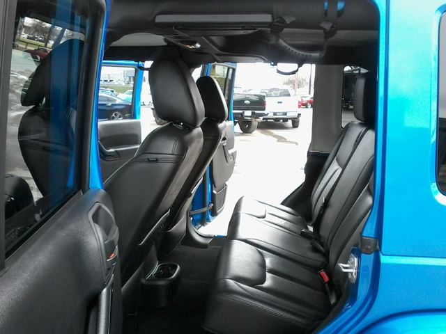 2015 Jeep Wrangler Unlimited Altitude Edtion Boerne, Texas 16