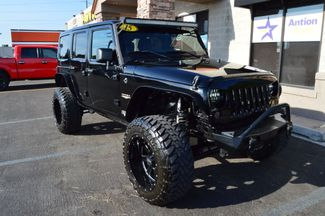 2015 Jeep Wrangler Unlimited in Bountiful UT