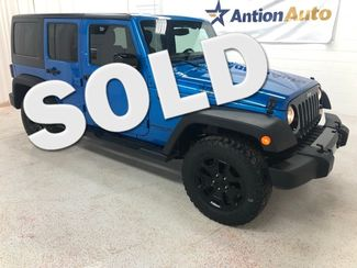 2015 Jeep Wrangler Unlimited Willys Wheeler | Bountiful, UT | Antion Auto in Bountiful UT