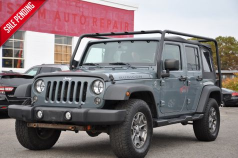 2015 Jeep Wrangler Unlimited Rubicon in Braintree