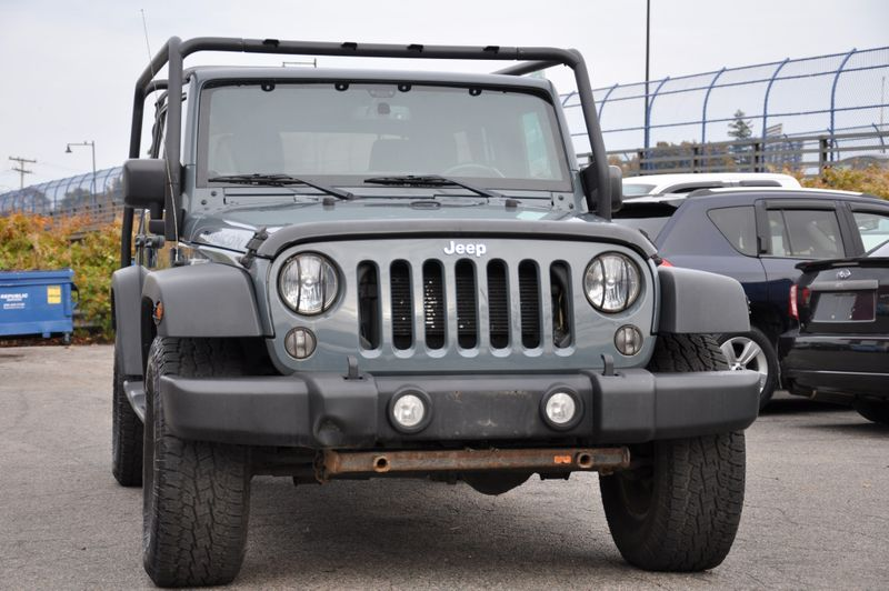 2015 Jeep Wrangler Unlimited Rubicon  city MA  Beyond Motors  in Braintree, MA