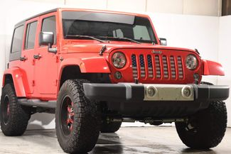 2015 Jeep Wrangler Unlimited Sahara in Branford, CT 06405