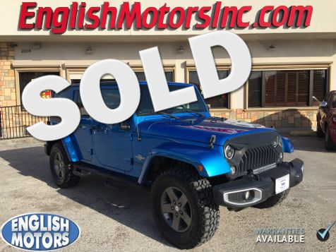 2015 Jeep Wrangler Unlimited Freedom Edition in Brownsville, TX