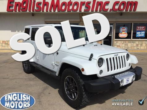 2015 Jeep Wrangler Unlimited Sahara in Brownsville, TX
