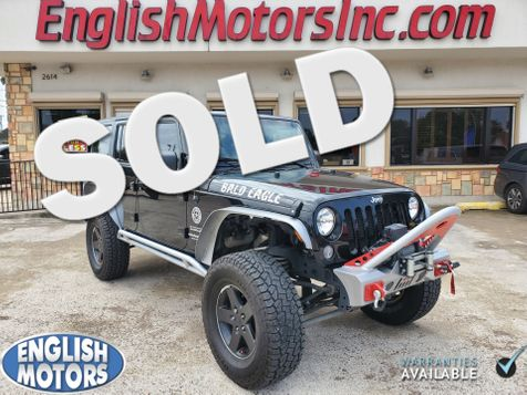 2015 Jeep Wrangler Unlimited Sport in Brownsville, TX