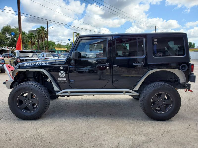 2015 Jeep Wrangler Unlimited Sport  Brownsville TX  English Motors  in Brownsville, TX