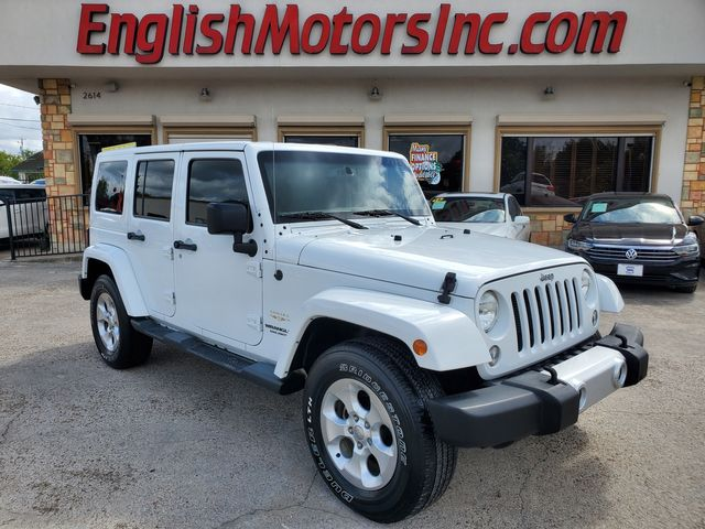 2015 Jeep Wrangler Unlimited Sahara in Brownsville, TX 78521