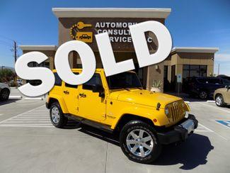 2015 Jeep Wrangler Unlimited Sahara in Bullhead City, AZ 86442-6452