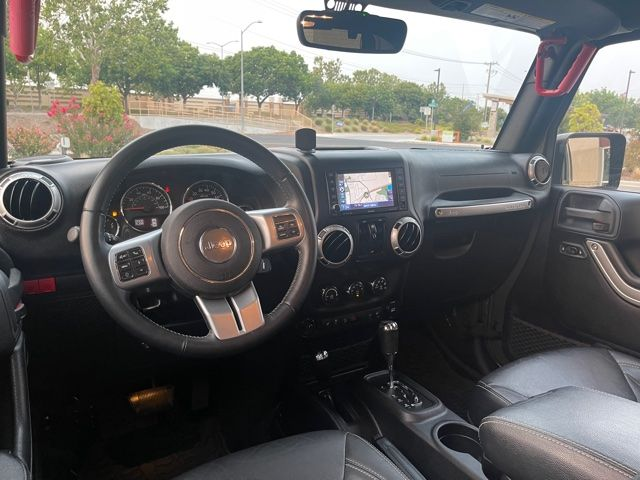 2015 Jeep Wrangler Unlimited Rubicon Hard Rock in Campbell, CA 95008