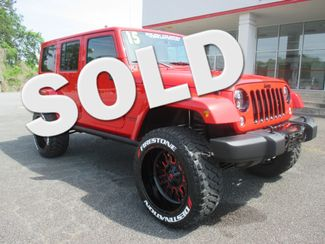2015 Jeep Wrangler Unlimited Altitude Canton , GA