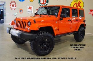 2015 Jeep Wrangler Unlimited Sahara in Carrollton TX, 75006