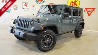 2015 Jeep Wrangler Unlimited Sport 4X4 AUTO,LED'S,CLOTH,17IN WHLS,37K,WE FIN... in Carrollton TX, 75006