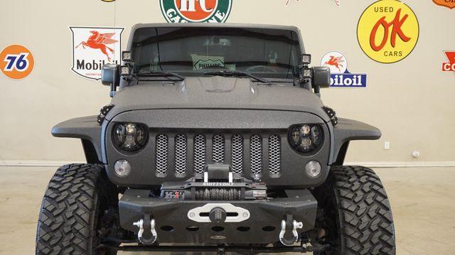 2015 Jeep Wrangler Unlimited Sport 4X4 CUSTOM,LIFTED,NAV,HTD LTH,LED'S