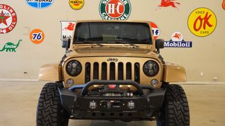 2015 Jeep Wrangler Unlimited Sahara 4X4 LIFTED,BUMPERS,LED'S,56K in Carrollton, TX 75006