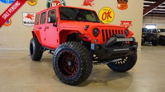 2015 Jeep Wrangler Unlimited Rubicon 4X4 CUSTOM SPRAY,LIFTED,LED'S,LTH in Carrollton, TX 75006