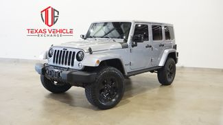 2015 Jeep Wrangler Unlimited Altitude 4X4 AUTO,LIFTED,NAV,HTD LTH,LEDS,67K in Carrollton, TX 75006