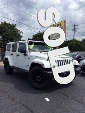 2015 Jeep Wrangler Unlimited Rubicon in Charlotte, NC