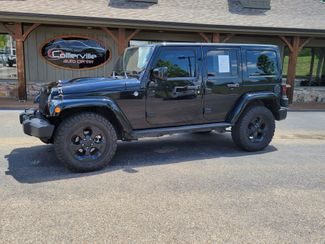 2015 Jeep Wrangler Unlimited Altitude in Collierville, TN 38107
