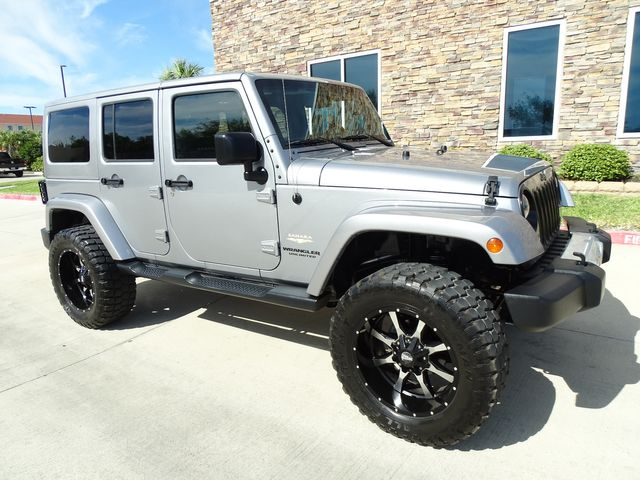 2015 Jeep Wrangler Unlimited Sahara in Corpus Christi, TX 78412