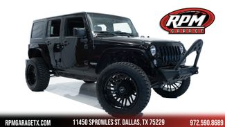 2015 Jeep Wrangler Unlimited Sport with Many Upgrades in Dallas, TX 75229
