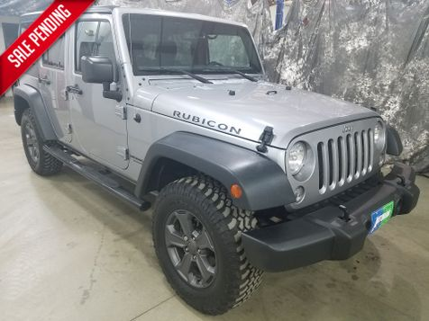 2015 Jeep Wrangler Unlimited Rubicon in Dickinson, ND