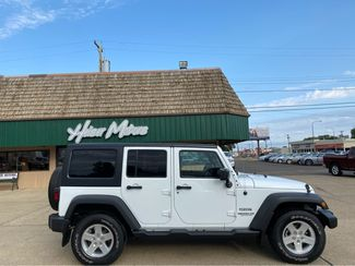 2015 Jeep Wrangler Unlimited Sport ONLY 39000 Miles  city ND  Heiser Motors  in Dickinson, ND