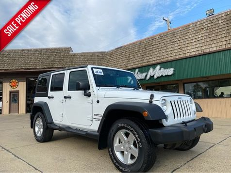 2015 Jeep Wrangler Unlimited Sport ONLY 39,000 Miles in Dickinson, ND