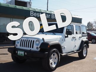 2015 Jeep Wrangler Unlimited Sport Englewood, CO