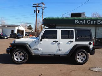 2015 Jeep Wrangler Unlimited Sport Englewood, CO 8