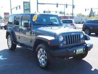 2015 Jeep Wrangler Unlimited Sport Englewood, CO 2
