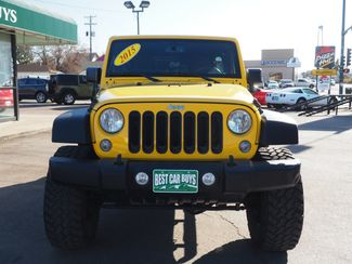 2015 Jeep Wrangler Unlimited Rubicon Englewood, CO 1