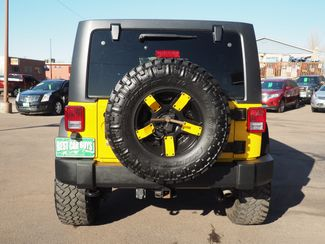 2015 Jeep Wrangler Unlimited Rubicon Englewood, CO 6