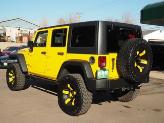 2015 Jeep Wrangler Unlimited Rubicon Englewood, CO 7