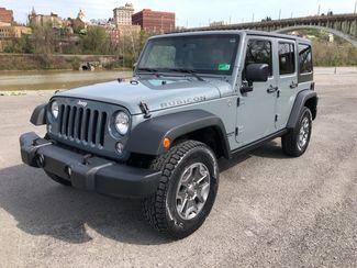 2015 Jeep Wrangler Unlimited Rubicon Fairmont, West Virginia