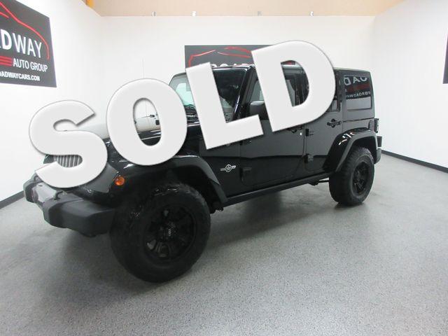 2015 Jeep Wrangler Unlimited Freedom Edition/Oscar Mike Farmers Branch, TX