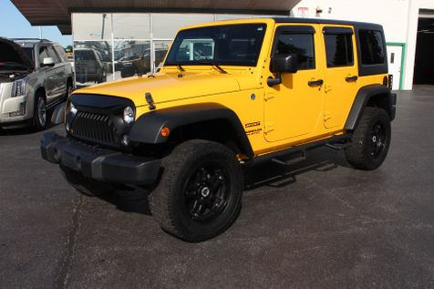2015 Jeep Wrangler Unlimited Sport   Granite City, Illinois   MasterCars Company Inc. in Granite City, Illinois