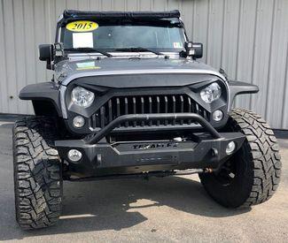 2015 Jeep Wrangler Unlimited Willys Wheeler in Harrisonburg, VA 22801