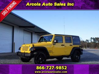 2015 Jeep Wrangler Unlimited Sport in Haughton LA, 71037