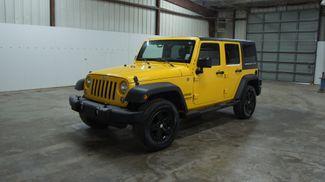 2015 Jeep Wrangler Unlimited Sport in Haughton, LA 71037