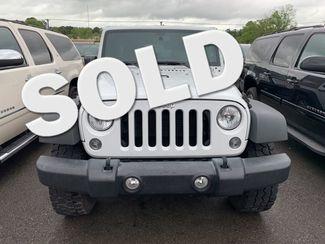 2015 Jeep Wrangler Unlimited Sport - John Gibson Auto Sales Hot Springs in Hot Springs Arkansas